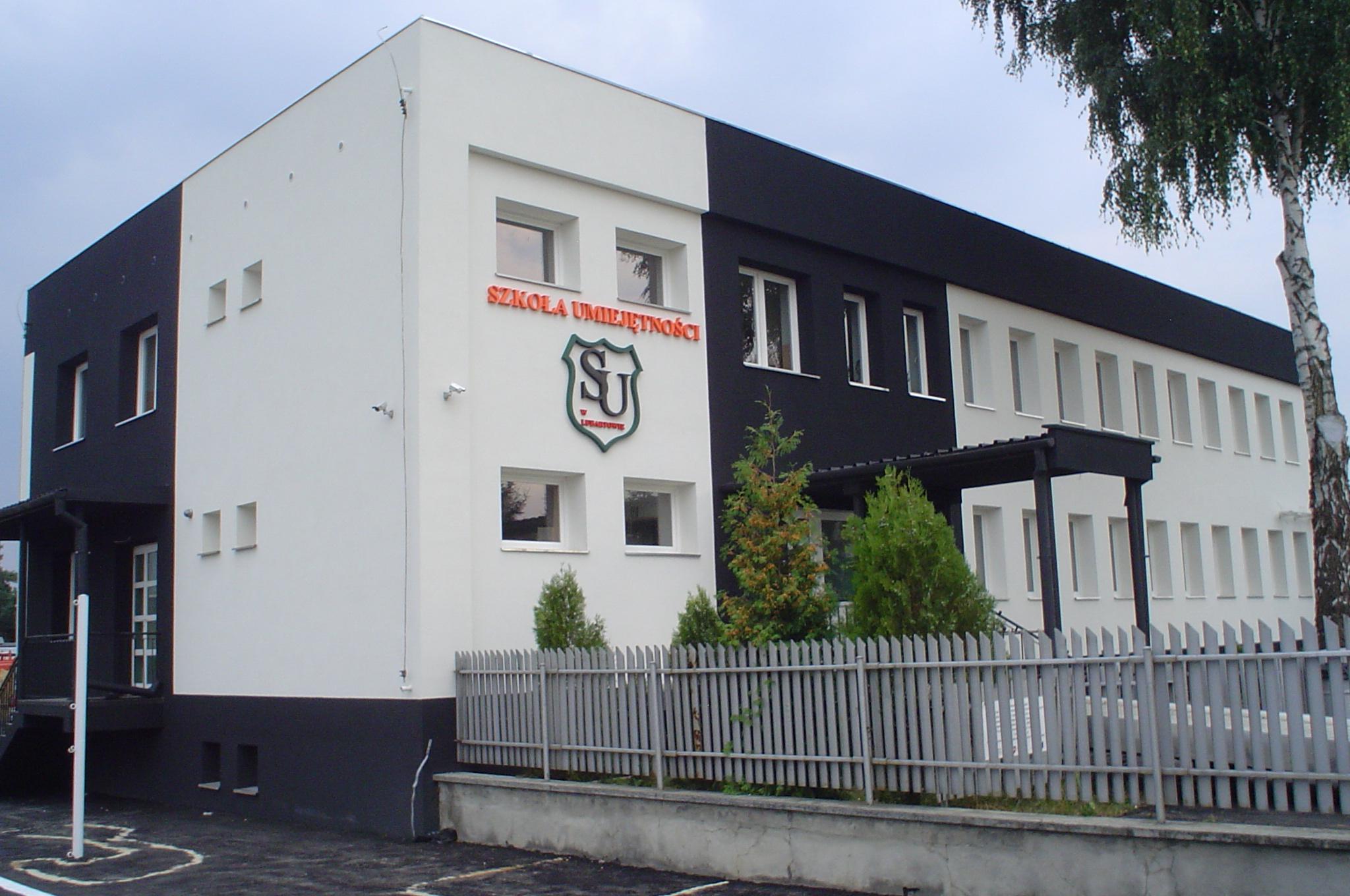 Baza lokalowa szkoły