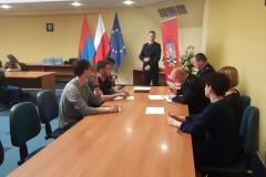 Eliminacje powiatowe XlII Ogólnopolskiego Turnieju Wiedzy Pożarniczej