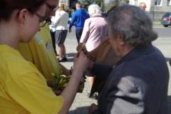 Kwesta na rzecz Hospicjum św. Anny w Lubartowie