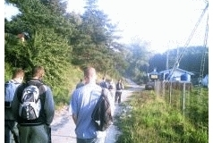 Lekcja w terenie 09.2006