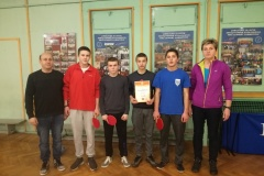 Mistrzostwa Powiatu w tenisie stołowym Licealiada