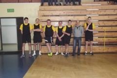Turniej piłki halowej 11.02.2014