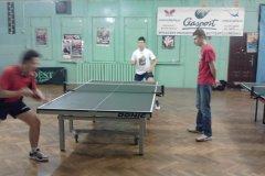Turniej tenisa stołowego 07.02.2014