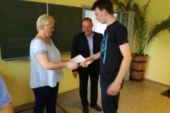 Uroczystość zakończenia roku szkolnego 2016/2017 w Szkole Umiejętności w Lubartowie