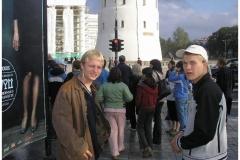 Wycieczka na Litwę 2006