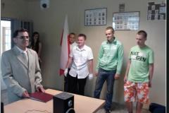 Zakończenie roku szkolnego 2010/11 06.2011