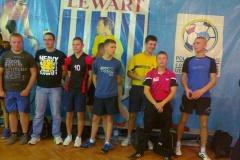 Zawody w tenisie stołowym 21.10.2013